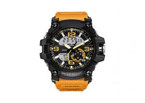 China Multifunction Plastic Sports Watch Plastic Case Electronic Digital Led Display on sale