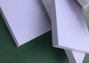 China Tough Custom Sign Boards Polyvinyl Chloride Material For Advertising Display on sale