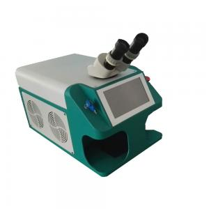 China High Efficiency Jewelry Soldering Machine With a High Power Laser Driver on sale