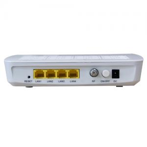 China CM-3051-4 Docsis Cable Modem Ethernet Over Coaxial Cable Of CATV System on sale