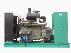 China Deutz Power Backup Diesel Generator 10-hour Operation Base Tank on sale