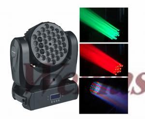 China Disco Club Mini LED Moving Head Digital Display 1 - 25 Times / Second Strobe on sale