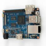China Original Banana Pi M2 Board BPI-M2 A31S Quad Core on-board WiFi 1GB RAM wholesale