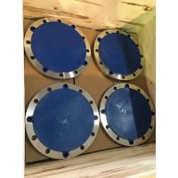 China High Strength Forged Steel Flanges A182 F53 Weld Neck Flanges For Pipe on sale