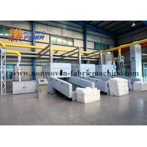 China Un outre de coton de protection de Spunlace de la machine 320kg de fabrication de textile tissé non/de capacité de H on sale