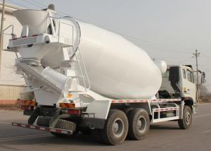 China Diesel Engine Concrete Mixer Truck 10CBM Capacity Ready Mix Concrete Trailer on sale