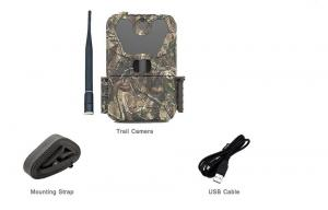 China 1080P Wildlife Trail Wireless Game Camera 2.4'' LCD Display  For Animal / Event on sale