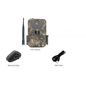 China 1080P Wildlife Trail Wireless Game Camera 2.4'' LCD Display  For Animal / Event supplier