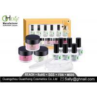 China Fashion 1 Oz Acrylic Dip Powder Starter Kit No Irritant And Harmless on sale