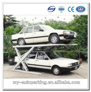 China Scissor Automated Parking System Automated Parking System Garage Storage on sale