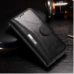 China Meizu M5 Note Vintage Wallet Case , No Scratch Leather Cell Phone Case wholesale