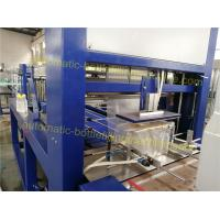China Plastic Film Heat Shrink Wrap Machine , Shrink Label Machine 700mm Max Sealing Size on sale