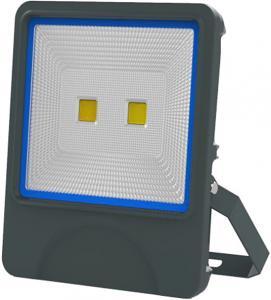 China Epistar COB LED Flood Light Retrofit 100W waterproof IP66 Black Silver on sale