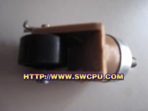 China Plastic universal caster wheel/casters and wheels on sale