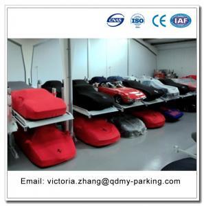 Double Car Parking Platforms Garage Lift Garage Car Stacking System