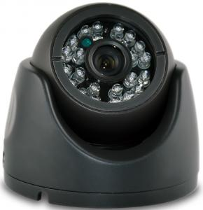 China Outdoor Wireless IR CCTV Security Camera 600TVL , COMS Plastic Dome Camera on sale