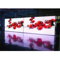 China High Definition P2.5 SMD Full Color Indoor LED Video Walls Front Service Magnetic Module LED Advertising Display Screen on sale
