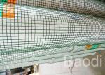 Green Vinyl Coated Welded Wire Mesh Roll Outdoor 16 Gauge?For Poultry Fencing