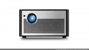 China inProxima H1 3D ready smart Projector  1380ansi lumens Office Multimedia Entertainment with android 2G+16G on sale