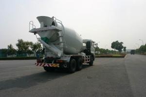 China 6x4 Dongfeng Concrete Mixer Trucks 8 - 10cbm Concrete Mixing Transport Truck on sale