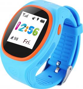 China Touch Screen Kids Gps Watch / Smartphone Wrist Watch Supports Android / IOS Phone on sale