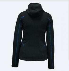 China Wholesale bulk custom fleece warm custom women hoodie jacket on sale