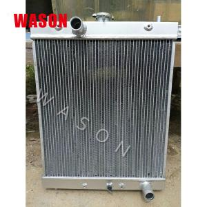 China Excavator Spare Parts High Quality Water Radiator For Hitachi EX60 on sale