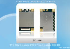 China ZTE CDMA GSM Alarm Module EVDO Rev A Module MC2836 on sale
