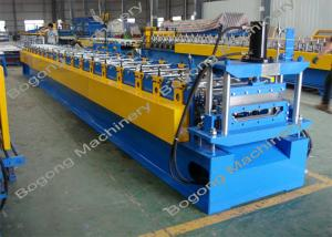 China YX65-400 Standing Seam Roll Forming Machine on sale