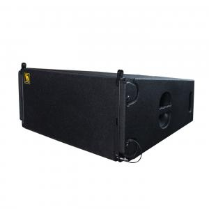 China Vera36 10 Inch Two Way Line Array Speaker With High Efficienty Neodymium Drivers on sale