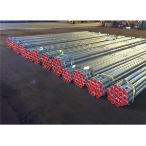 China Conduite d'eau en acier galvanisée d'immersion chaude BS1387 ASTM A53 pour la livraison de l'eau de basse pression on sale