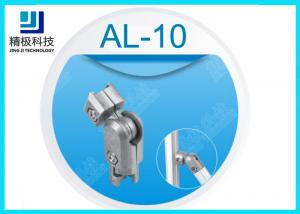 China 360 Degree Inner Aluminum Tubing Joints Sand Blasting Free Rotation AL-10 on sale