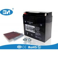 China AGM Sealed 250cc Motorcycle Battery 12v 17Ah Rechargeable Maintenance Free on sale