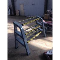 111kg Black Physical Fitness Equipment Dumbell Rack Machine For Indoor Exercise