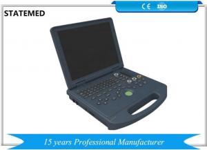 "China B Mode Color Doppler Ultrasound Scanner With 15 "" LED Medicinal Monitor on sale"