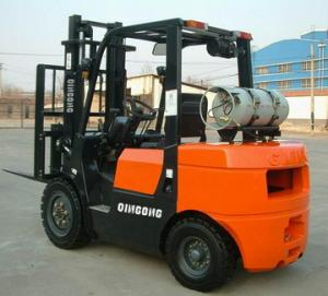 China 3ton rough terrain forklift on sale