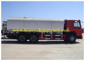 China Camion de réservoir de camion d'arroseuse de l'eau de HOWO 19cbm/de camion/eau pulvérisateur de l'eau avec le moteur de 290 chevaux-vapeur on sale