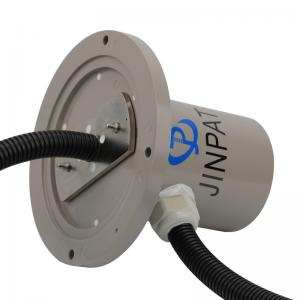 China Low Rotating Torque JINPAT Crane Slip Ring 5~50A For Construction Machinery supplier