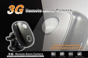 China WCDMA 3G video alarm camera CX-3G03B on sale