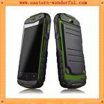 China OEM 3.5inch dual core mtk6572 waterproof/dustproof /drop resistance smartphone with wcdma wholesale