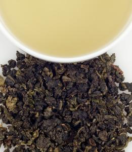 China High quality Alishan High Mountain Milk Oolong Tea for Weight Loss on sale