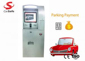 China Vehicle Parking Auto Pay Station  Intelligent Parking Management System on sale