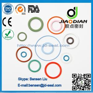 China HNBR O Ring Seal with SGS RoHS FDA Certificates AS568 Standard (O-RINGS-0004) on sale