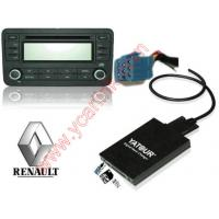 Renault 98-2008 VDO USB SD AUX MP3 Interface Adapter (Car Digital CD Changer Emulator)