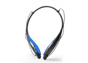 China Mix Color Wireless Stereo Outdoor Bluetooth Headset Neckband With APP / MP3 Player on sale