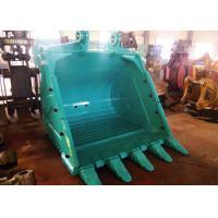 Durable Multi Fingers Excavator Mud Bucket For Kobelco SK350LC Excavator