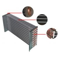 China Tube Aluminum Fin Heat Exchanger / 240v Plate Fin Type Heat Exchanger on sale