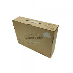 China Shipping Corrugated Cardboard Boxes With Lids Flexo For Printing Mailer on sale