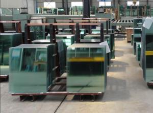China verre trempé électrique de fer de 2mm bas pour le four à micro-ondes, appareils électroménagers on sale