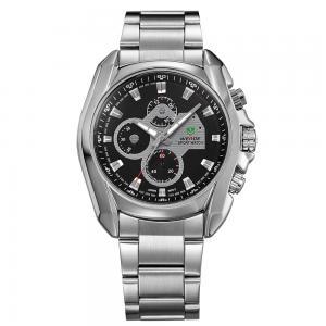 China lwholesaler stainless steel back water resistant watch geniue waterproof wristwatch on sale
